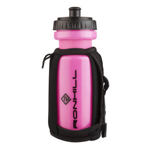 RonHill Women's Running Bottle - Fluorescent Pink