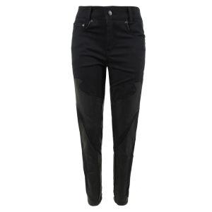 Stolen Girlfriends Club Women's Skinny Gothic Panel Jeans - Black