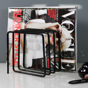 Magazine Rack - Black