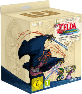 The Legend of Zelda™: The Wind Waker HD with Figurine (LIMITED)
