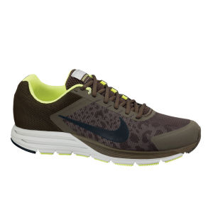 Nike Men's Zoom Structure 17 Shield Running Shoe - Dark Loden