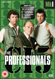 The Professionals: Mk I - Episodes 1-13