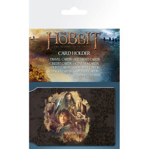 The Hobbit Collage - Card Holder