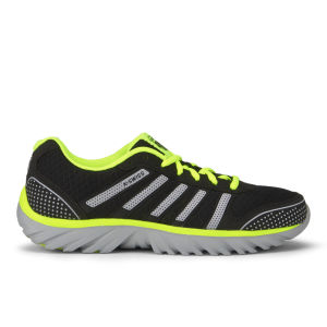 K-Swiss Men's Blade-Light Running Shoes - Black/Citron/White