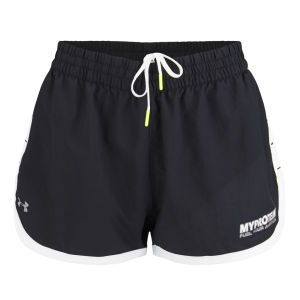 Under Armour Pantaloncini da Donna Great Escape, Nero