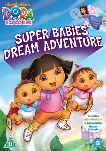 Dora: Super Babies Dream Adventure