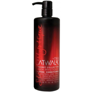 TIGI Catwalk Sleek Mystique Calming Conditioner Tween (750ml)