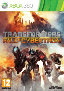 Transformers: Fall Of Cybertron PAL UK