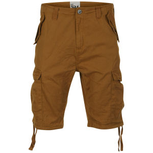 55 Soul Men's Conway Shorts - Tobacco