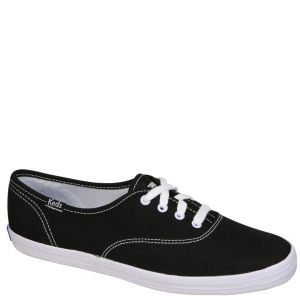 Keds Women's Champion Oxford Pumps - Black/White