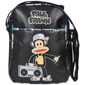 Paul Frank DJ Backpack - Black