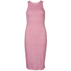 Glamorous Women's Midi Jersey Dress - Pink