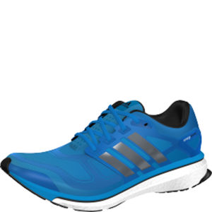 adidas Men's Energy Boost 2 M Trainers - Solar Blue/Carmet/Black
