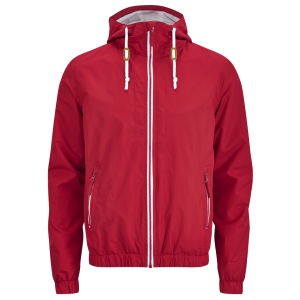Soul Star Men's Renty Jacket - Red