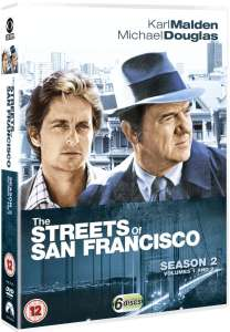 The Streets of San Francisco - Series 2