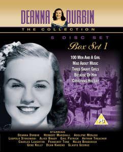 Deanna Durbin Collection - Box Set One