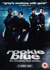 Rookie Blue - Seizoen 1