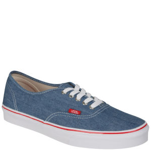 Vans Authentic Canvas Trainers - Denim