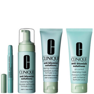 Clinique Anti-Blemish Complete Kit (Bundle)