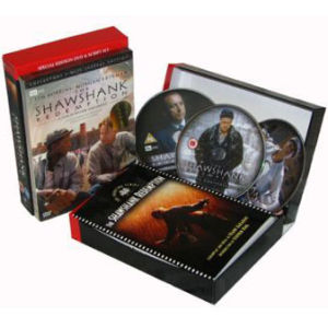 The Shawshank Redemption - Limited Edition DVD and Book Set