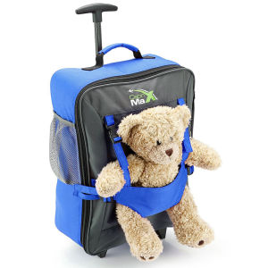 Cabin Max Childrens Bear Bag - Blue