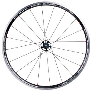Fulcrum Racing 5 CX Black/White Clincher Wheelset 2014