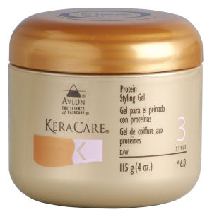 KeraCare Protein Styling Gel (4oz)