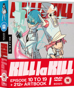 Kill la Kill: Collector's Edition Part 2 of 3