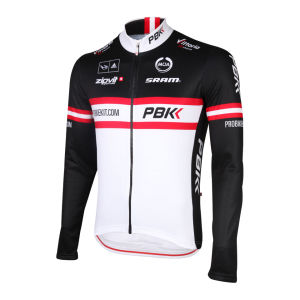 PBK Team Long Sleeve Cycling Jersey