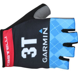 Garmin Sharp Team Men's Roubaix Gloves - 2013