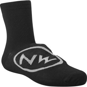 Northwave Men's Belgian Bootie Shoecover - Black