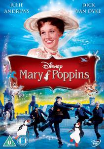 Mary Poppins (Single Disc)