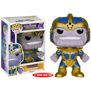Marvel Guardians of the Galaxy Thanos 14 cm Funko Pop! Figur
