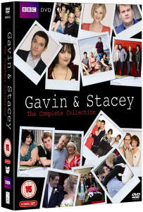 Gavin And Stacey - Series 1-3 / Christmas Special (Box Set)