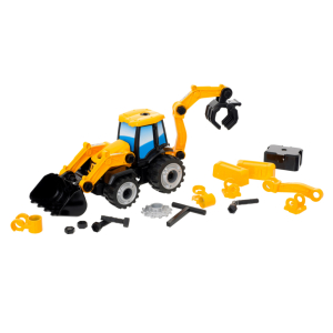JCB Multi Construct Backhoe Loader
