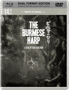 The Burmese Harp (Blu-Ray en DVD)