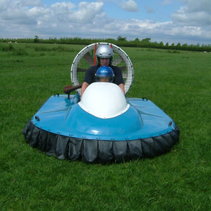 Hovercraft Flying for Two