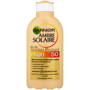 Garnier Ambre Solaire Golden Protect Milk SPF50 200ml