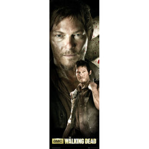 The Walking Dead Daryl - Door Poster - 53 x 158cm