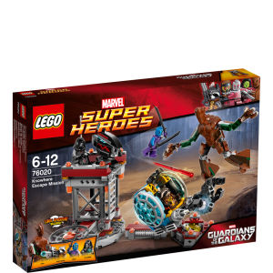 LEGO Super Heroes: Guardians Of The Galaxy Nowhere Escape Mission (76020)