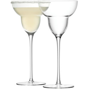 LSA Margarita Glass 250ml Clear (Set of 2)