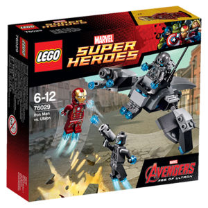LEGO Marvel Superheroes: Iron Man V's Ultron (76029)