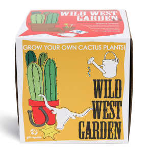 Sow and Grow Your Own Wild West Garden