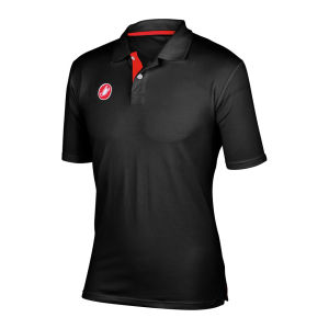 Castelli Men's Race Day SS Cycling Polo