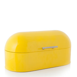 Cook In Colour Dome Bread Bin - Yellow