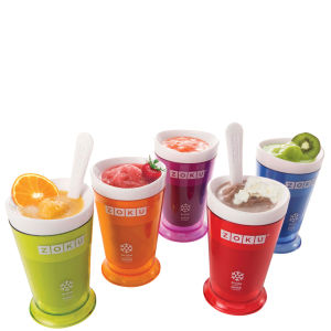 Zoku Slushy/Milk Shake Maker Orange