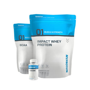Pre & Post Workout Bundle - Natural Chocolate