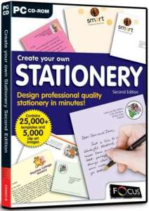 Create Your Own Stationery (Second Edition)