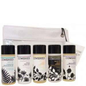 Cowshed Pocket Cow Bath & Body Set 5 x 30ml