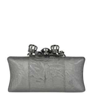 Religion Royalty Crown Hard Case Clutch